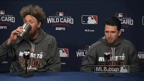 Hunter Pence is so dope Happy Birthday birthday Buster Posey
