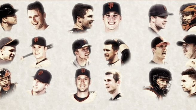 for the face of the have a HAPPY Birthday Party BP28 Buster Posey!