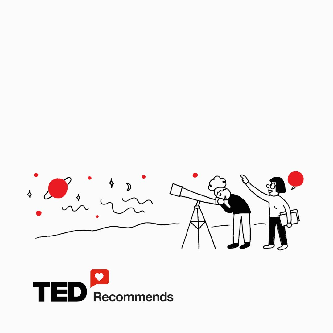 Finally! TED Talks chosen just for you. Sign up for TED Recommends here: http://t.ted.com/FgZoxQ2