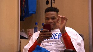 Thunder win, Nuggets win, Trail Blazers wins  Rockets fall to No. 4, OKC will face Portland in first round