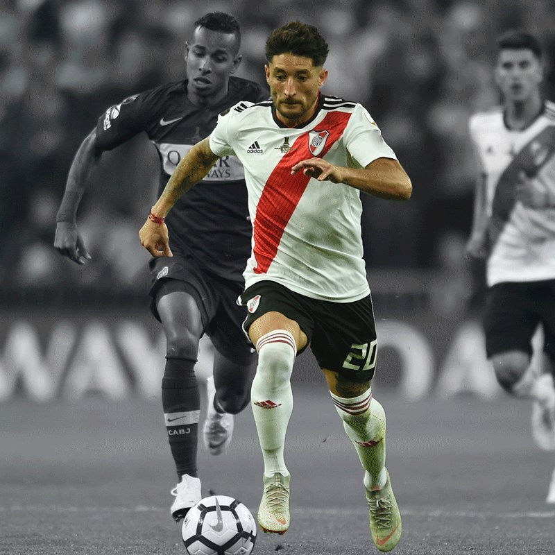 River Plate's photo on Milton