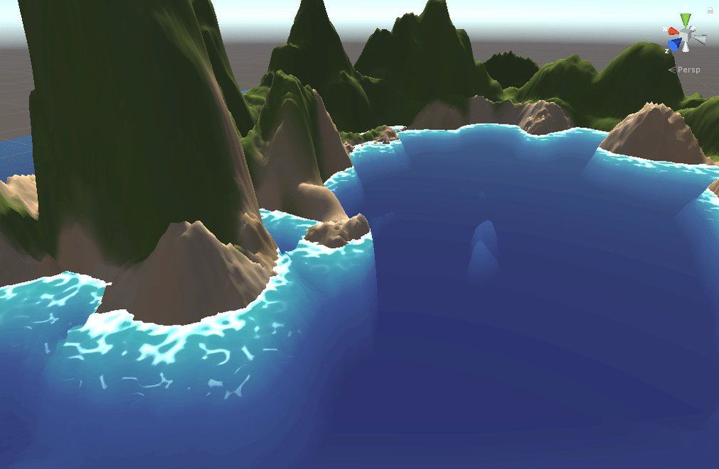 Whats up people! Third part of the water #shader tutorial with