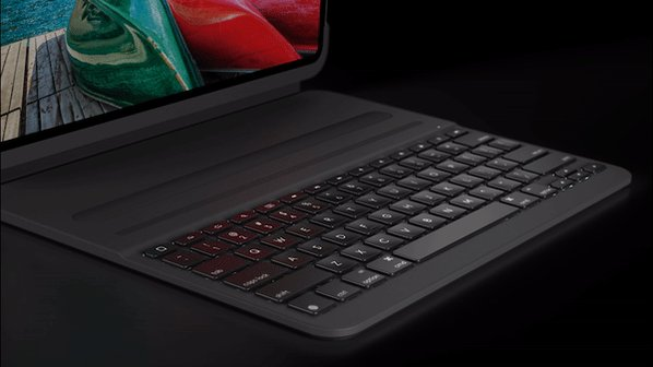 The new iPad Pro gets a cheaper folio keyboard from Logitech