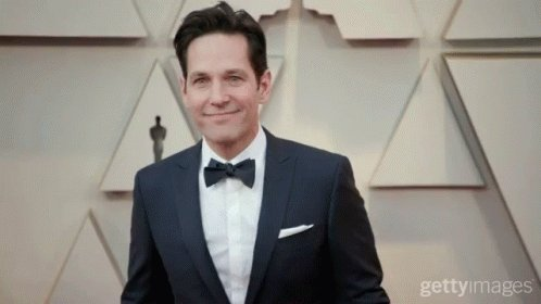 Happy Birthday to the youthful, hilarious Paul Rudd. 50 never looked better