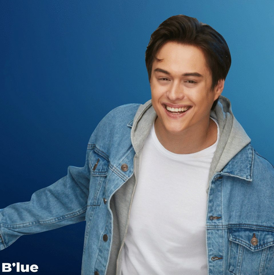 RT livetofeel_blue: Too much ba ang pagka-busy this coming week? Here's a reminder from itsenriquegil to help you feel #FreshAndNew! Tag your squad para ma-GV din sila! #BlueLiveToFeel #QuenForBlue