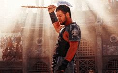 Happy 55th birthday to Russell Crowe don\t think he ever bettered this role