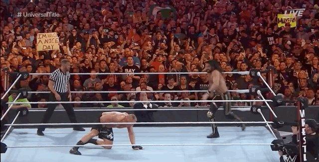 GiveMeSport - WWE's photo on Seth Rollins
