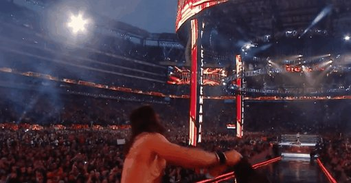 WWE Critics's photo on Seth Rollins