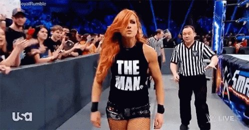 Pete The Elite's photo on Becky Lynch