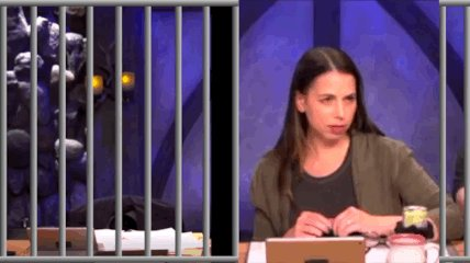 """So I know its not prefect but I made my very first gif, what a """"good"""" learning experience. and hopefully some people will like it.  #CriticalRole #TalksMachina"""