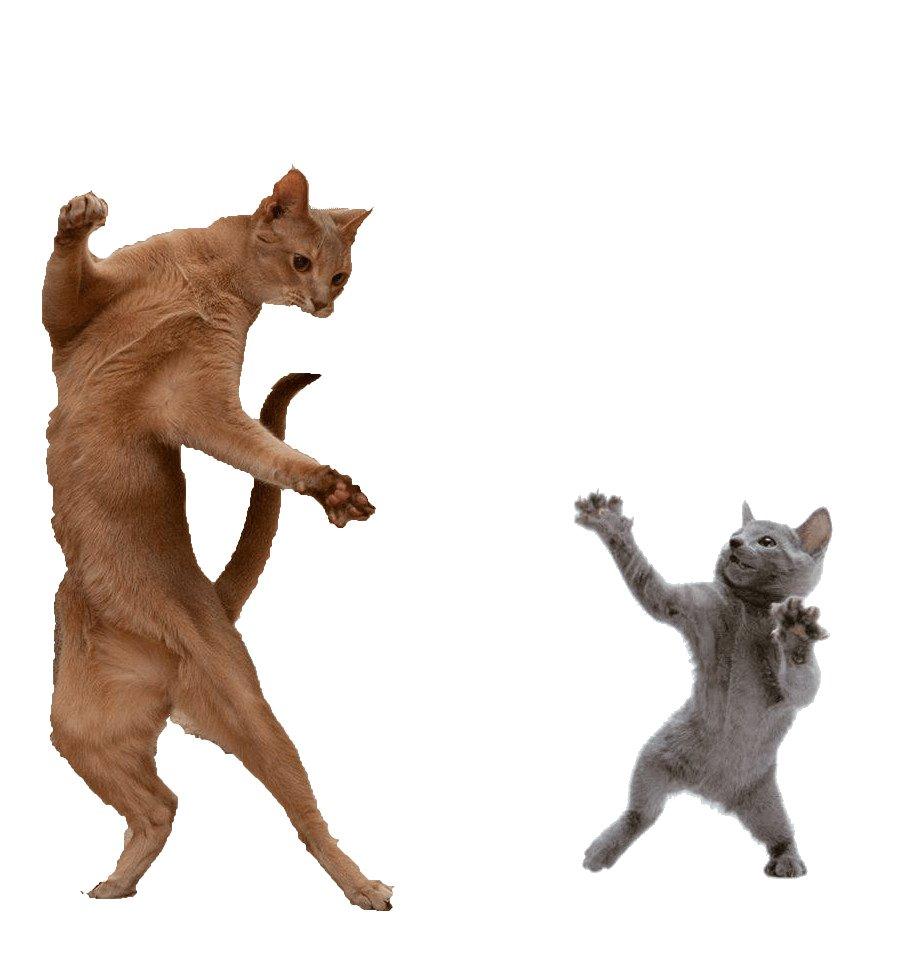 Прикольный танец анимация