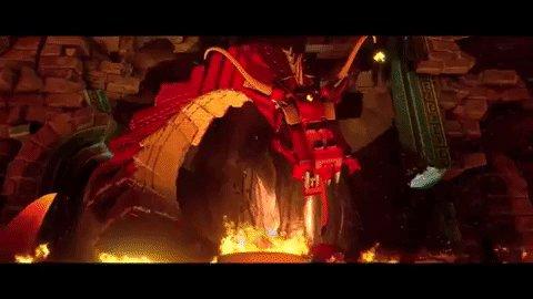 #恐竜の日🦖 #レゴ #レゴマーベル2    \ドラゴンです🐉/ https://t.co/I91QYyNtoD