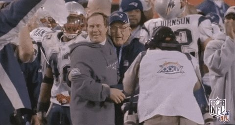 Huge happy birthday to the one and only Bill Belichick