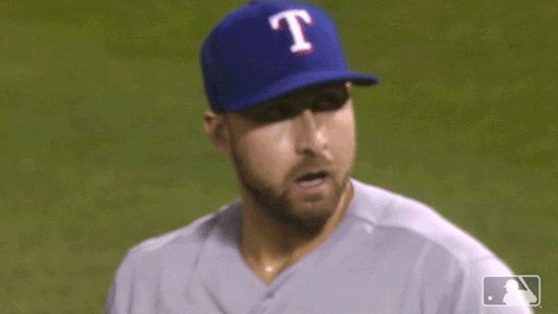 And Joey Gallo is going to win MVP. Crazy.