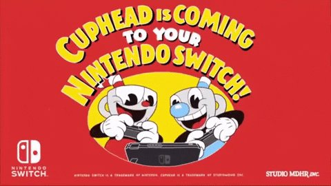 Flash Giveaway: Follow CAG & Retweet for a Chance to Win Cuphead (Switch) by @StudioMDHR. Ends in 5 Hours. http://ow.ly/LGAi30onzGe