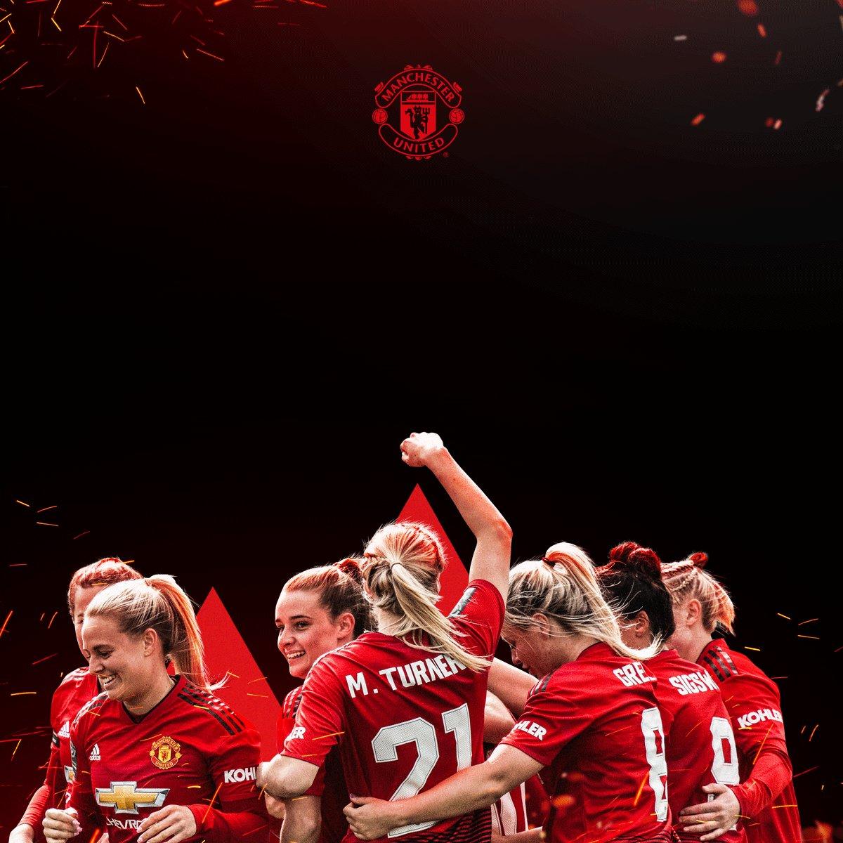 Manchester United Women's photo on Villa