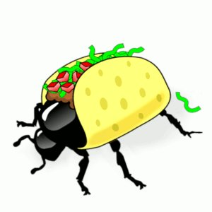 You guessed it! Time for another special bug update! Congrats to nathanal for discovering the Taco Bug! Hungry to join in the fun? Play The Great Inkscape Bug Migration Game - earn stickers & other Inkscape swag: http://alpha.inkscape.org/bug-migration/ #opensource #fun #collaboration