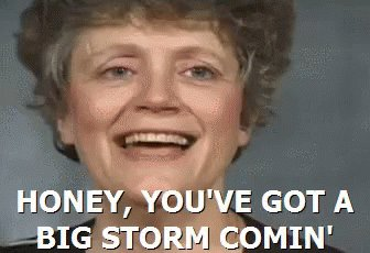 The weather @ Texas: