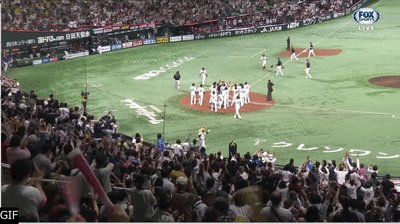 日刊やきう速報's photo on バク転
