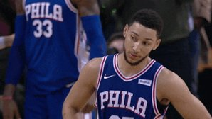Jared Dudley has played in 847 career games:  6559 points  2776 rebounds  1361 assists   Ben Simmons has played in 160 career games:  2616 points  1355 rebounds  1271 assists  1x All-Star - 1x ROY  #PhilaUnite #HereTheyCome