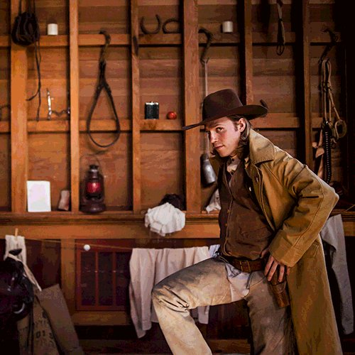 """Tonight! Check out the @WePlayers performance of their new production """"Undiscovered Country"""" at the Sunnyside Conservatory! This neo-western love story derived from Shakespeare's Hamlet begins at 7:30PM tonight so grab your tickets!"""