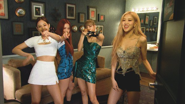 ✨ BLACKPINKxCorden TONIGHT! ✨'s photo on #BLACKPINKxCorden