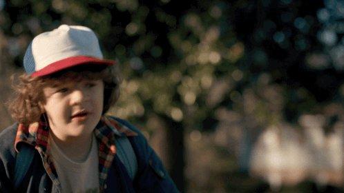ty Dustin for always telling it like it is. #StrangerRewind