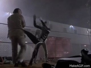 what if Mr. Miyagi was prosecuted for beating up teenagers outside a school dance?