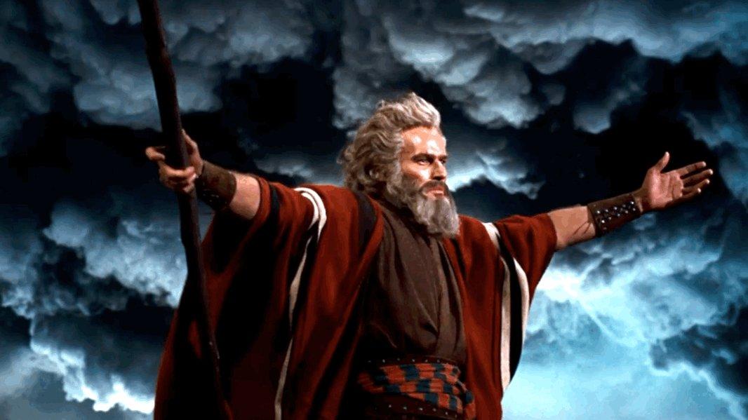 @PARISDENNARD's photo on Ten Commandments
