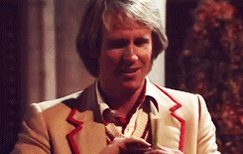 Happy birthday you Peter Davison.