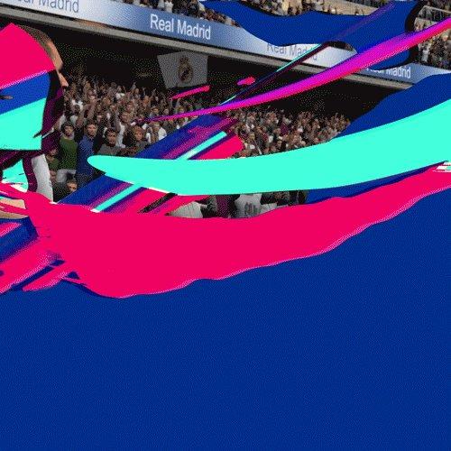 76'   2-0    ¡GOOOOOOOOOOOOOOOOOOOOOOOOOOL de Benzema!  #FIFA19   #HalaMadrid