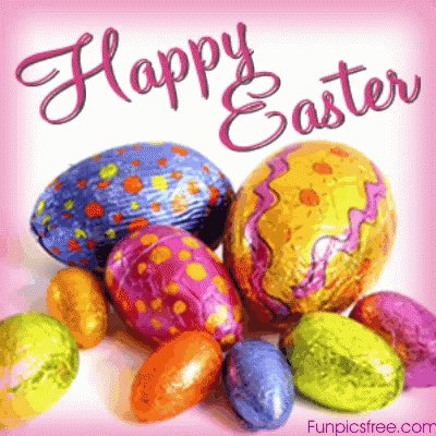 Happy Easter Hawks Nation! #TrueToAtlanta