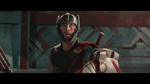 My (and I think lots of people's) favourite #Thor movie. #17of22 in the #MCUMarathon, #Ragnarok #Marvel
