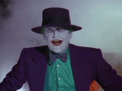 Happy birthday, Jack Nicholson Did he make you crackle the most as Joker?