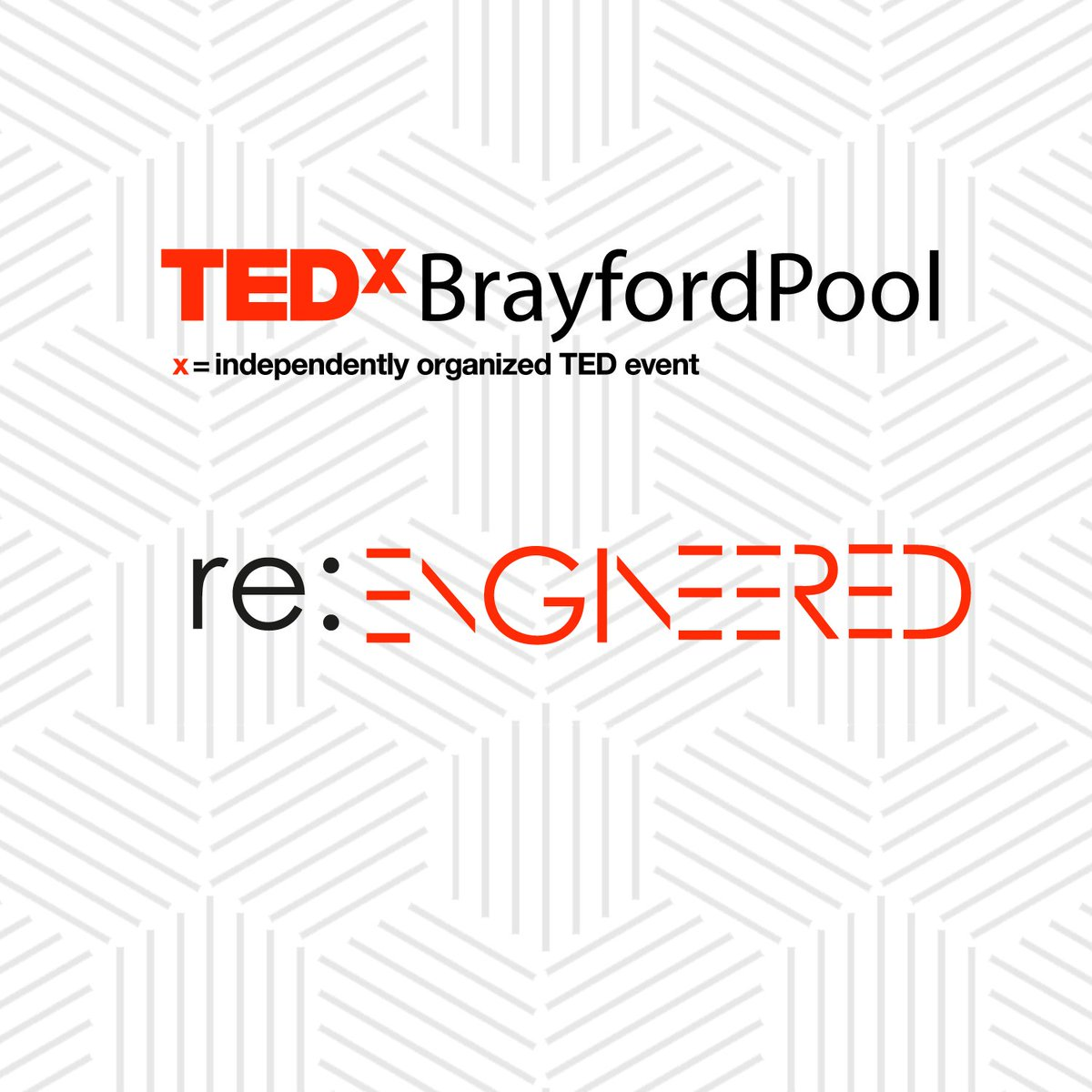 Really looking forward to hosting this excellent event again this year with my fellow host and TEDx speaker coach @tee_katy #TEDxBrayfordpl