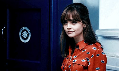 Happy birthday to our impossible girl, Jenna Coleman
