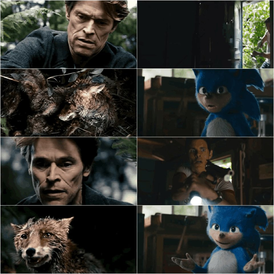 Antichrist/Sonic The Hedgehog  #sidebyside #willemdafoe #JamesMarsden #sonic #SonicMovie #SonicTheHedgehog #sonicmovie2019 #sega #movies #cinema #film #horror #larsvontrier #chaosreigns   http://www.pinnlandempire.com/2011/08/cinema-of-lars-von-trier-told-through.html?m=1 …pic.twitter.com/Jv16iqcpls