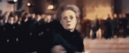 Minerva contra Snape... Como esquecer? ❤️   #21YearsBattleOfHogwarts  #QuintaDetremuraSDV