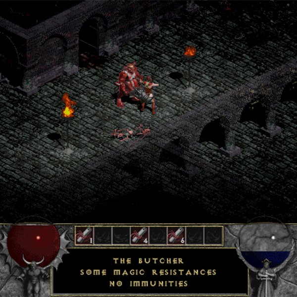 diablo 1 multiplayer unable to create character