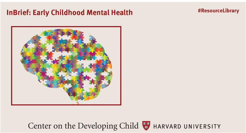 Inbrief Early Childhood Mental Health >> Lg Earlyon Lg Earlyyears Twitter