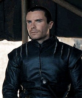 "can't believe gendry looked this hot just to say ""aye"" and disappear"