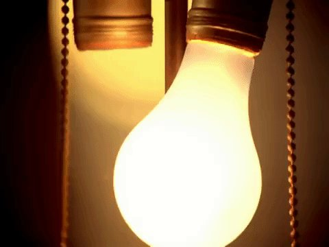 There are two kinds of light -- the glow that illumines and the glare that obscures.' -James Thurber
