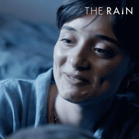 C'est parti pour un week-end The Rain saison 2 sur @NetflixFR 🌧