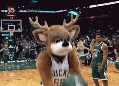 🚨 GAMEDAY 🚨  🗣🦌 #FearTheDeer  #NBAPlayoffs  #EasternConferenceFinals