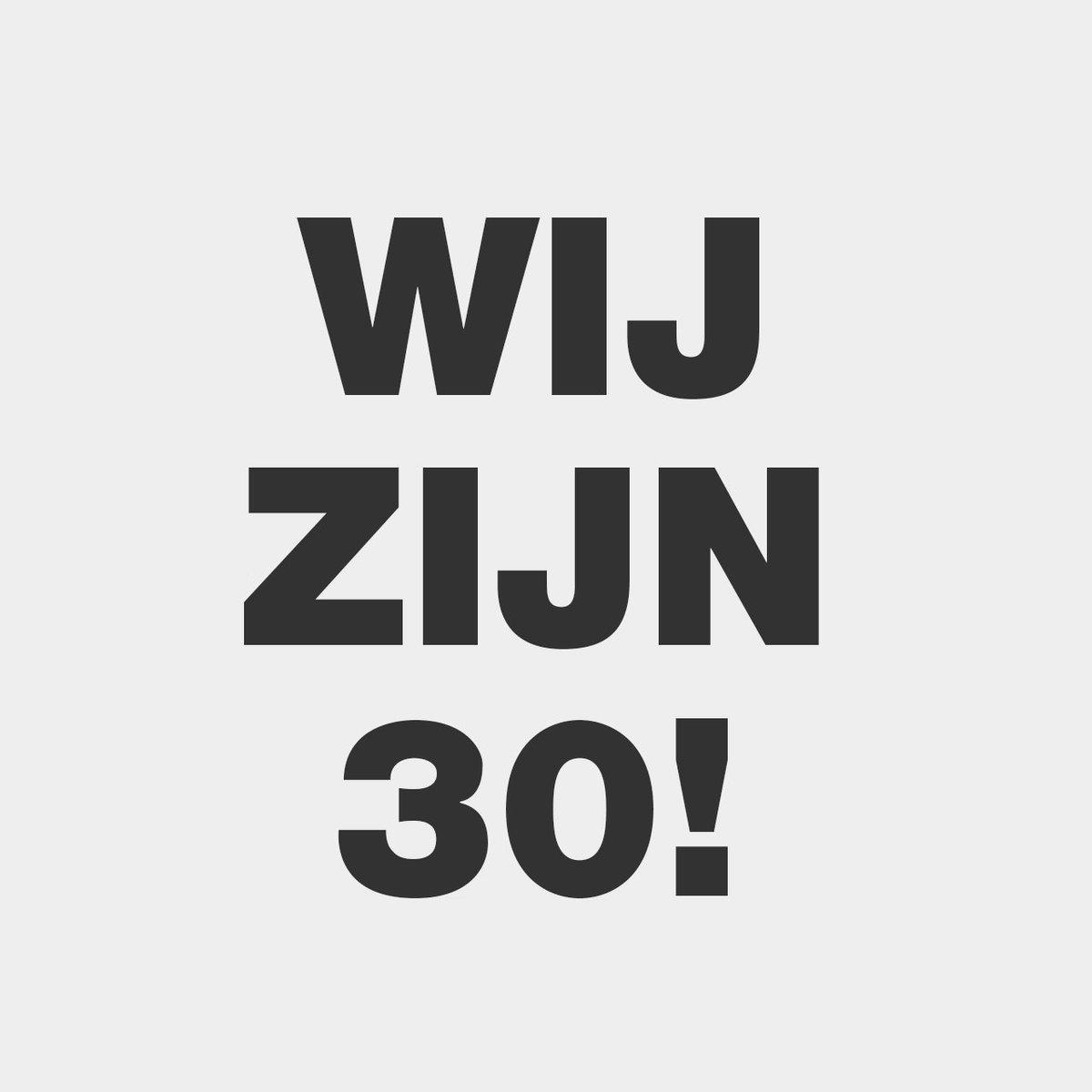 Vandaag vieren we dat GroenLinks 30 jaar bestaat! 💚 Dit is hoe wij de komende 30 jaar Nederland gaan veranderen. Kijk vanaf 16.00u live mee 🔴 via Twitter en fb.com/jesseklaver.