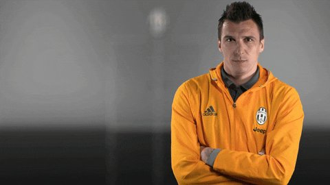 MANDZUKIC! Juventus have tied it in the 80th minute!