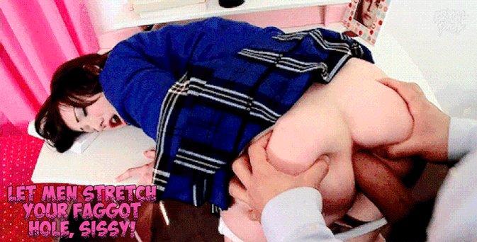 School girl pon licking gif — pic 5
