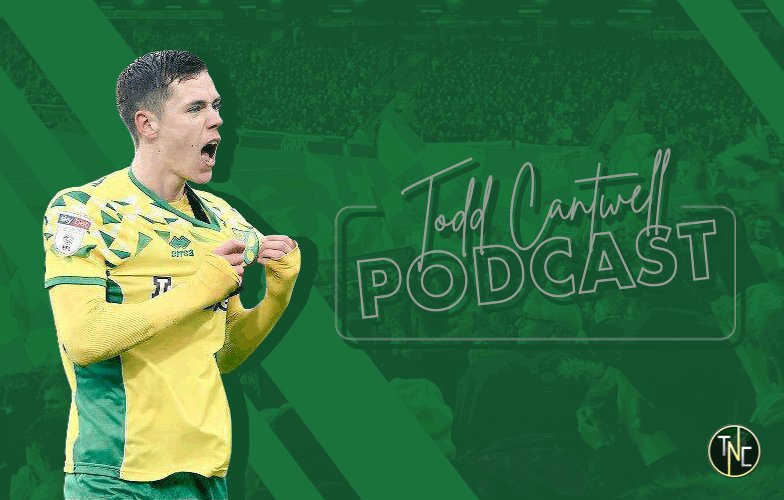 🔰 TNC PODCAST | EP88! 🥇 It's time for a special *champions edition* with @NorwichCityFC midfielder @ToddCantwell_10! 🤩 🏆 1 year *x2* promotions?! 💛 Bleeding yellow & green... 💫 Bouncing back from criticism. WATCH NOW! 🎥 youtu.be/eBqxEBSxhr4 #NCFC