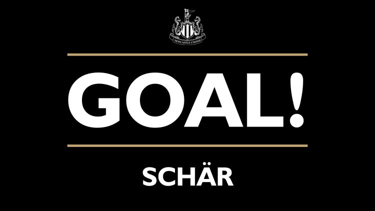 61' - GOOOOOOOOOOOOOAAAAAAAAAAAAALLLLLLLLLLLLLLLL! Fabian Schär grabs a third for the Magpies! 3-0! #NUFC