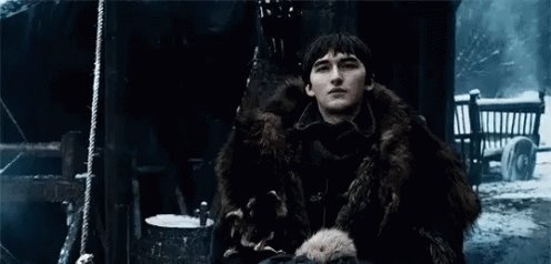 Hold up...If Bran can see the future, did he just let all those people die in Kings Landing for his own gain? #GOTfinal